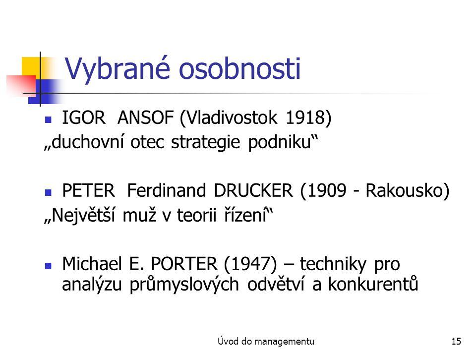 Vybrané osobnosti IGOR ANSOF (Vladivostok 1918)