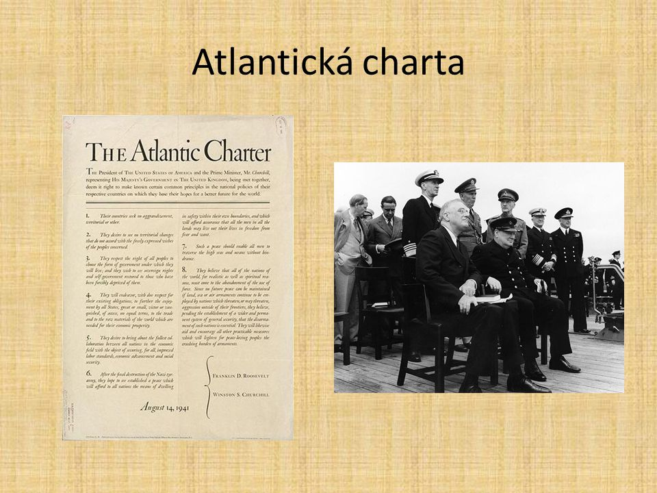 Atlantická charta