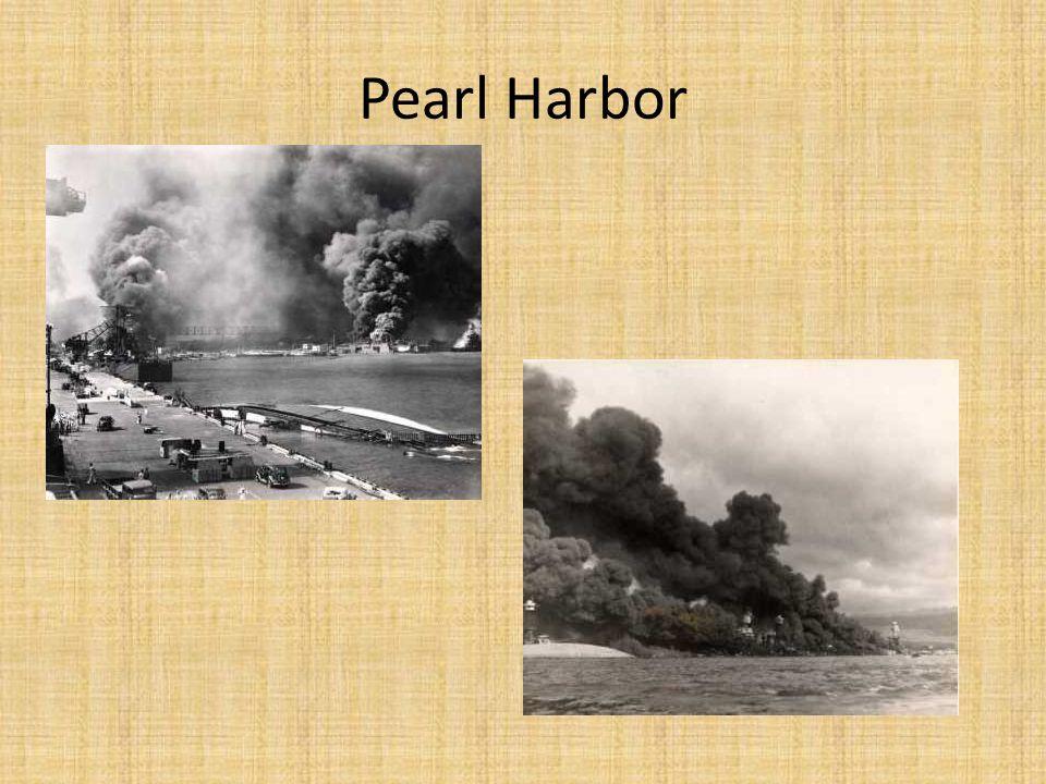 Pearl Harbor