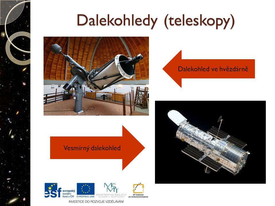 Dalekohledy (teleskopy)