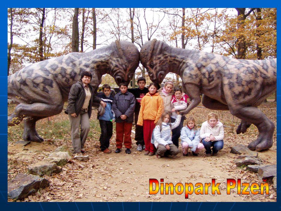 Dinopark Plzeň