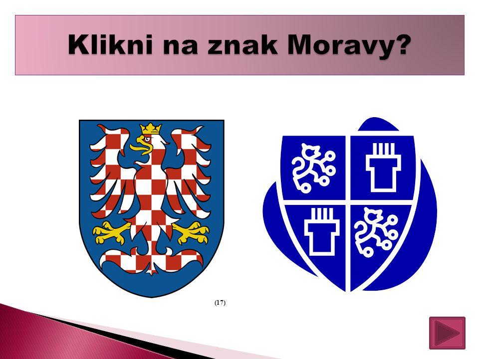Klikni na znak Moravy (17)