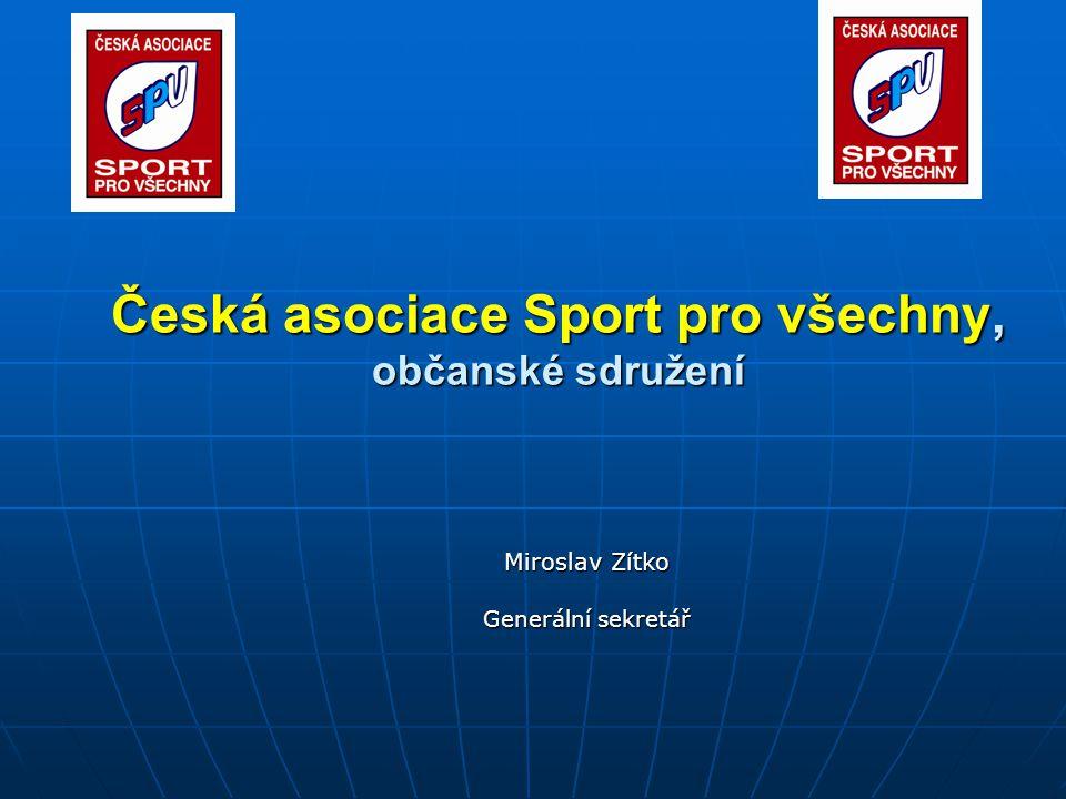 Česká asociace Sport pro všechny, občanské sdružení