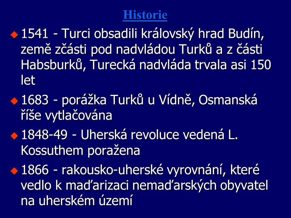 1683 - porážka Turků u Vídně, Osmanská říše vytlačována