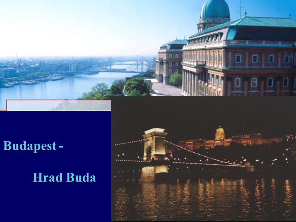 11.4.2017 Budapest - Hrad Buda
