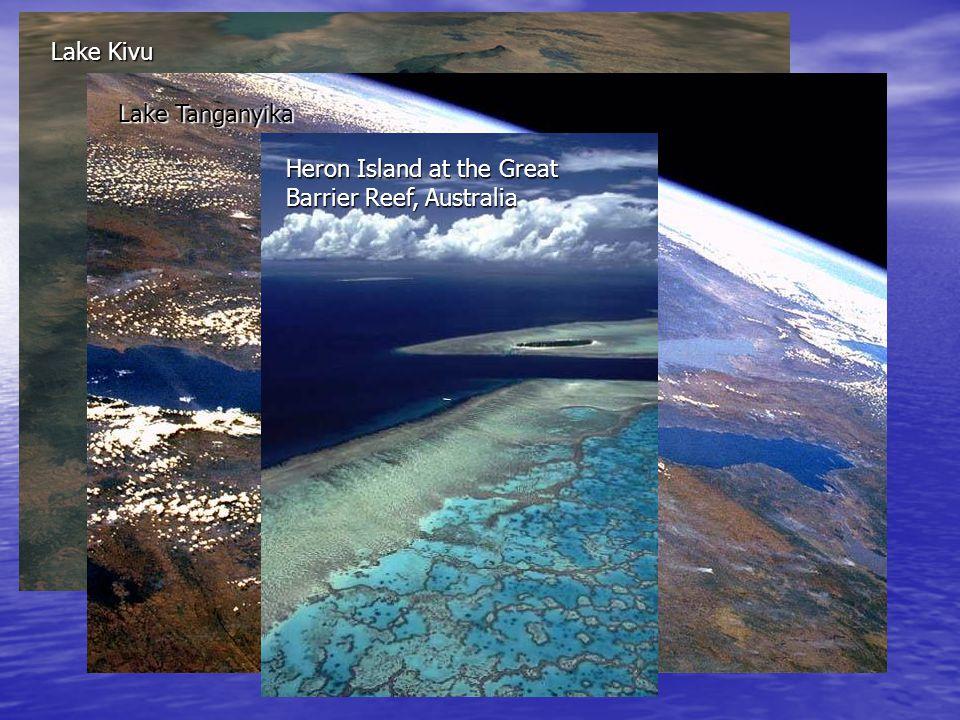 Zatopená území Vznik Geologické procesy: