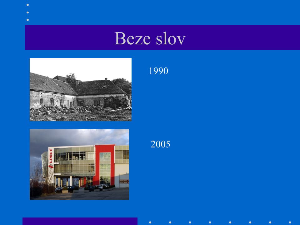 Beze slov 1990 2005