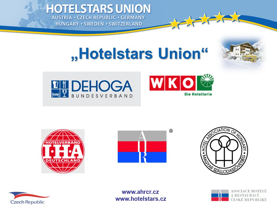 """Hotelstars Union"