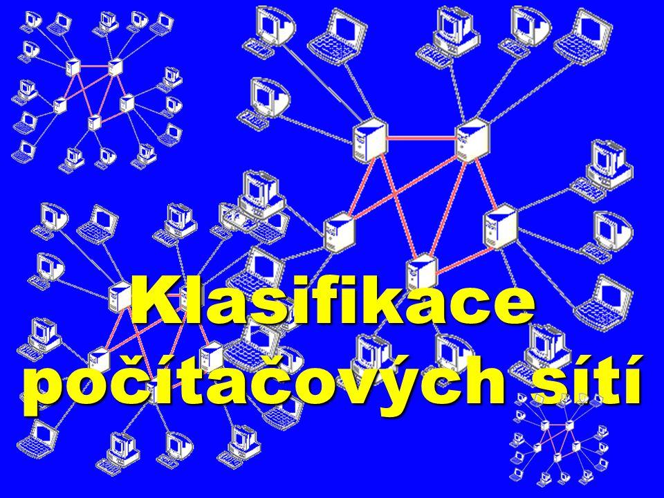 Klasifikace počítačových sítí