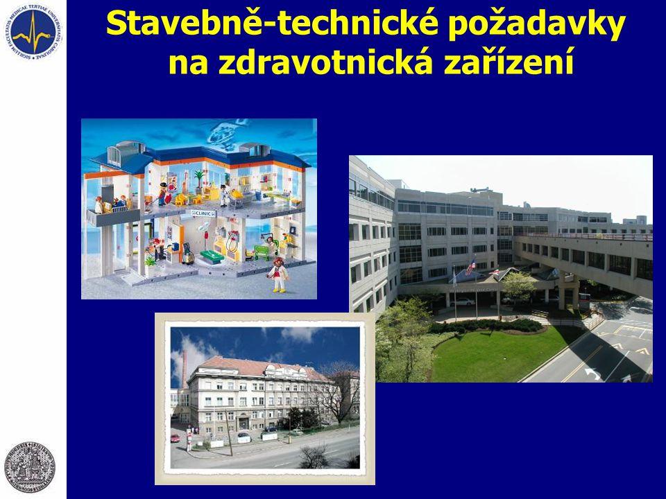 Stavebně-technické požadavky na zdravotnická zařízení