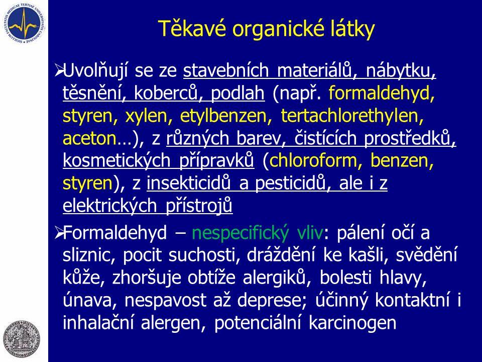 Těkavé organické látky