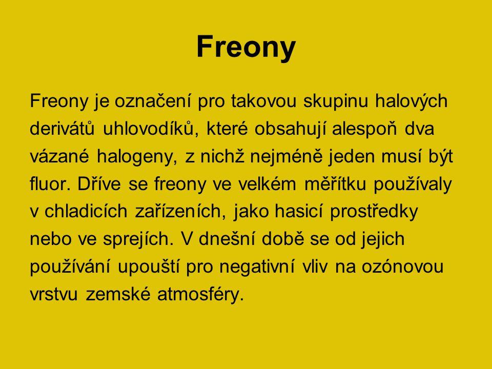 Freony Freony je označení pro takovou skupinu halových