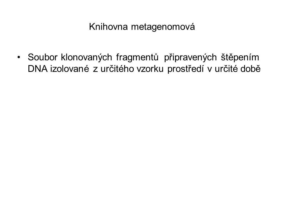 Knihovna metagenomová