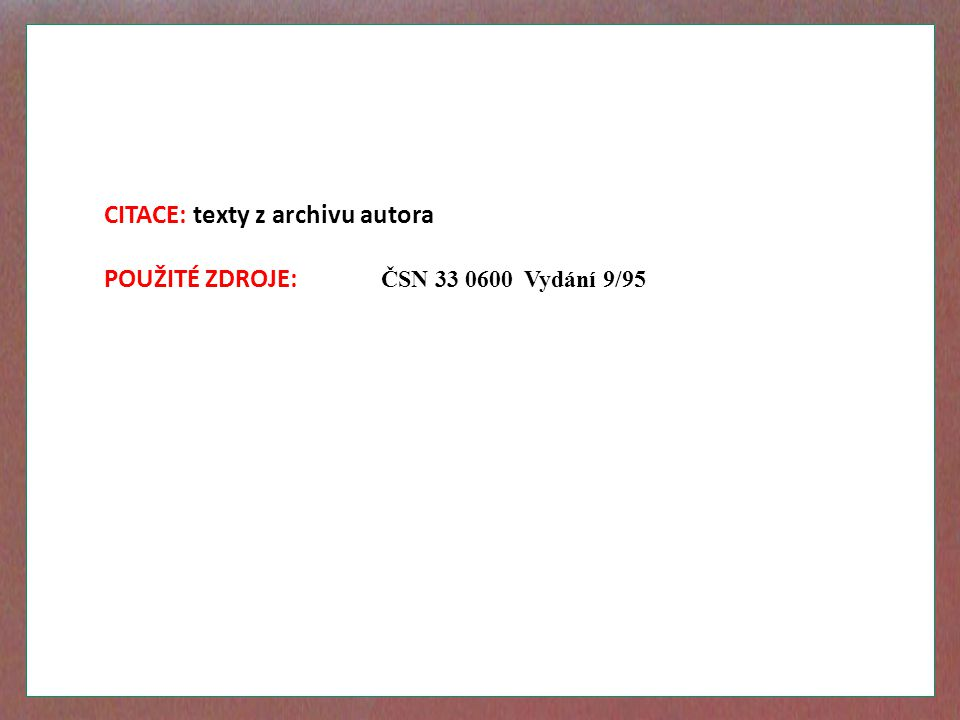 CITACE: texty z archivu autora