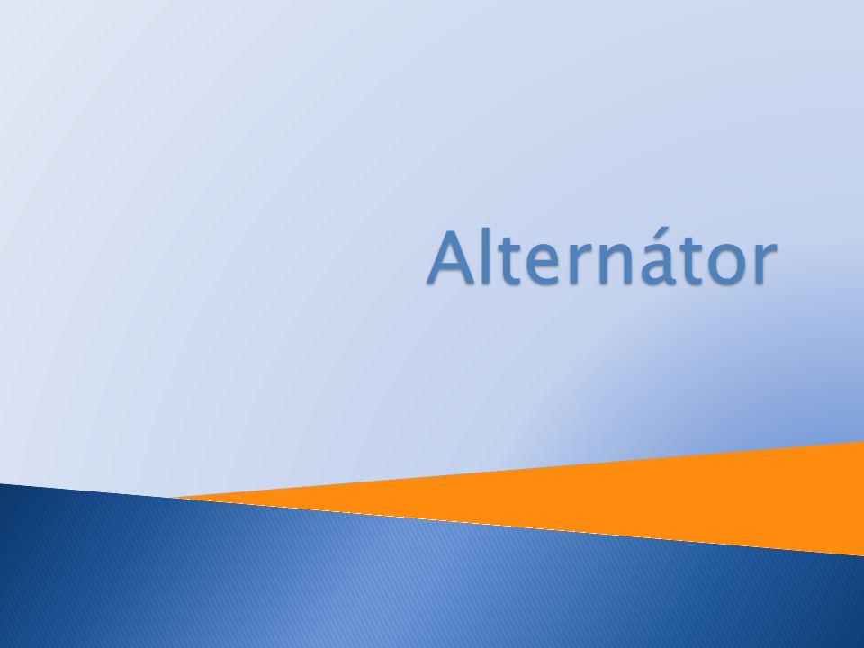 Alternátor