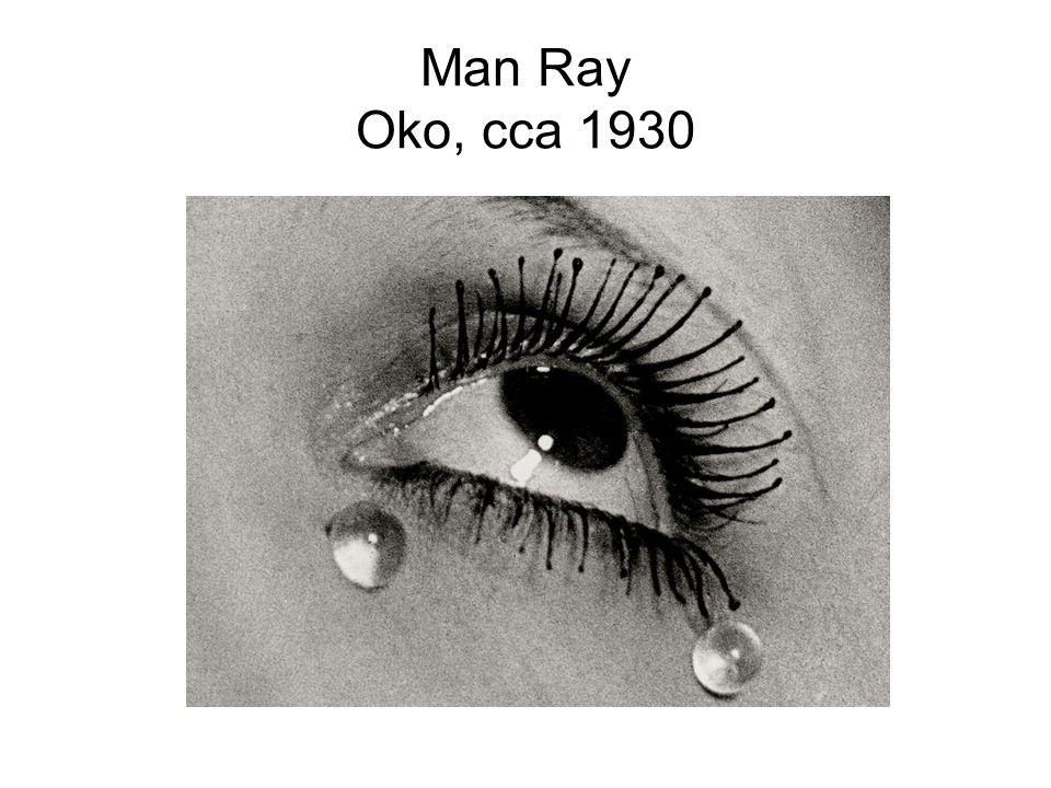 Man Ray Oko, cca 1930