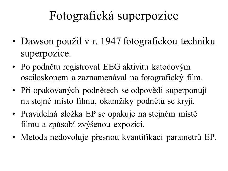 Fotografická superpozice