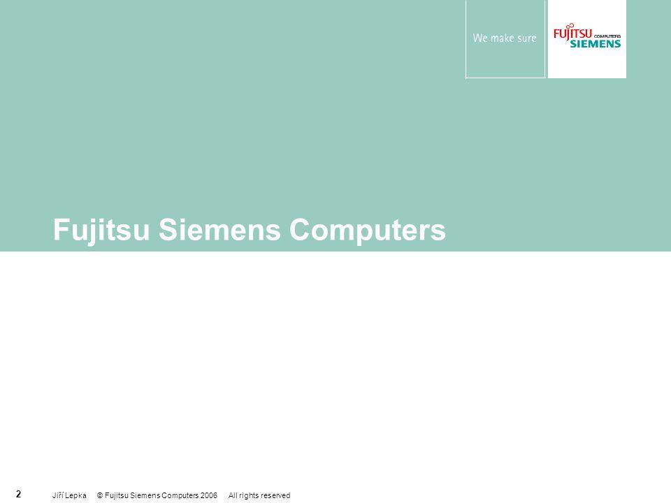 Fujitsu Siemens Computers