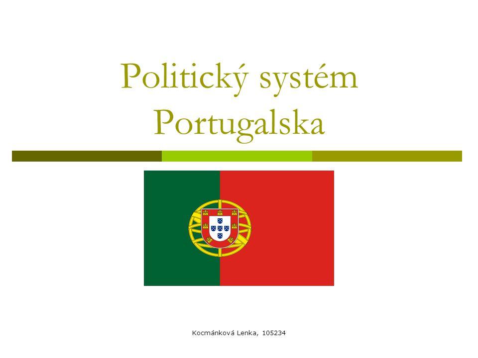 Politický systém Portugalska