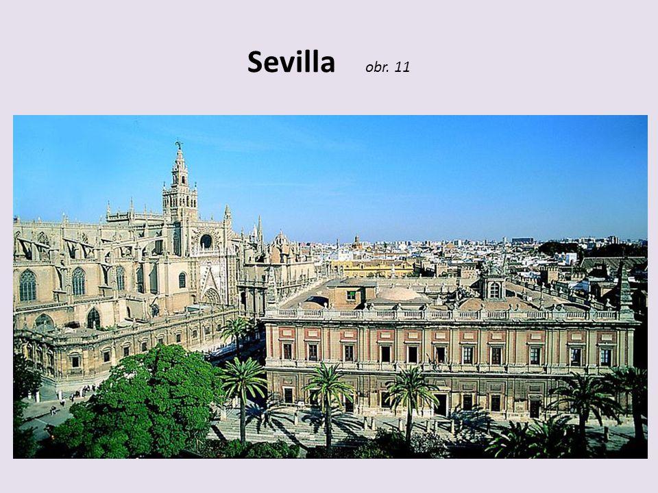 Sevilla obr. 11