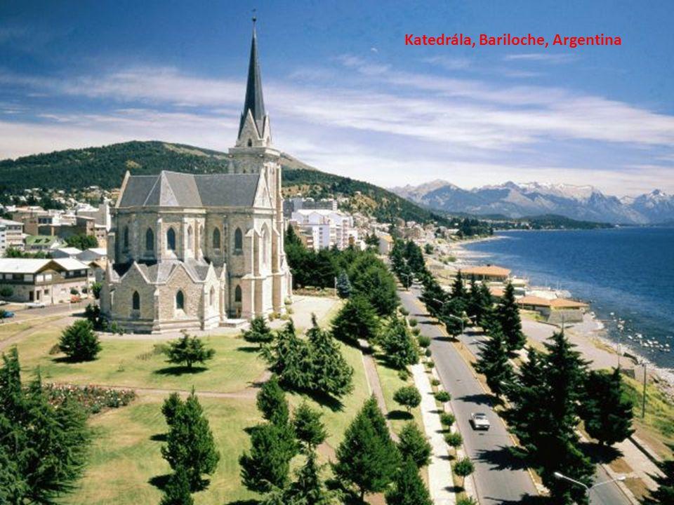 Katedrála, Bariloche, Argentina
