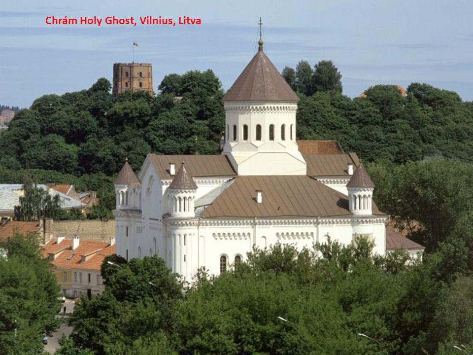 Chrám Holy Ghost, Vilnius, Litva