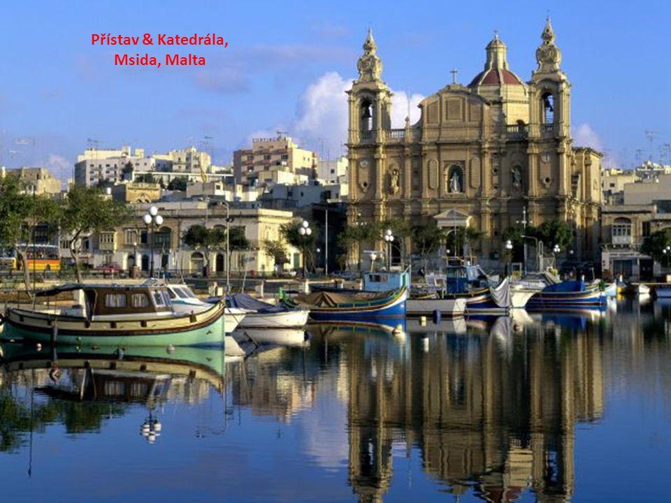 Přístav & Katedrála, Msida, Malta