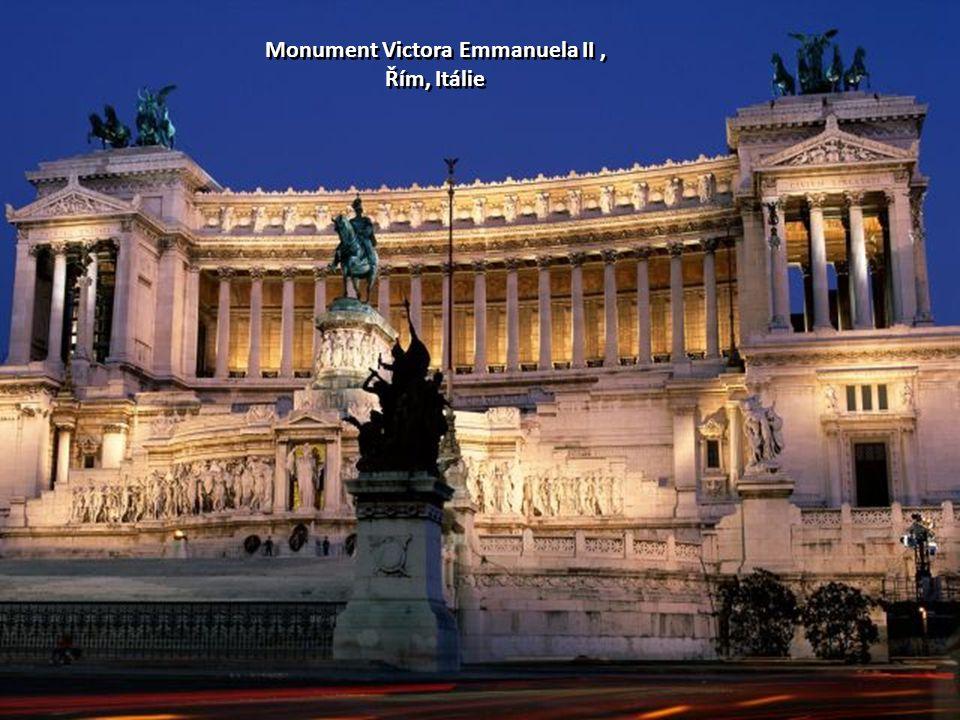 Monument Victora Emmanuela II ,