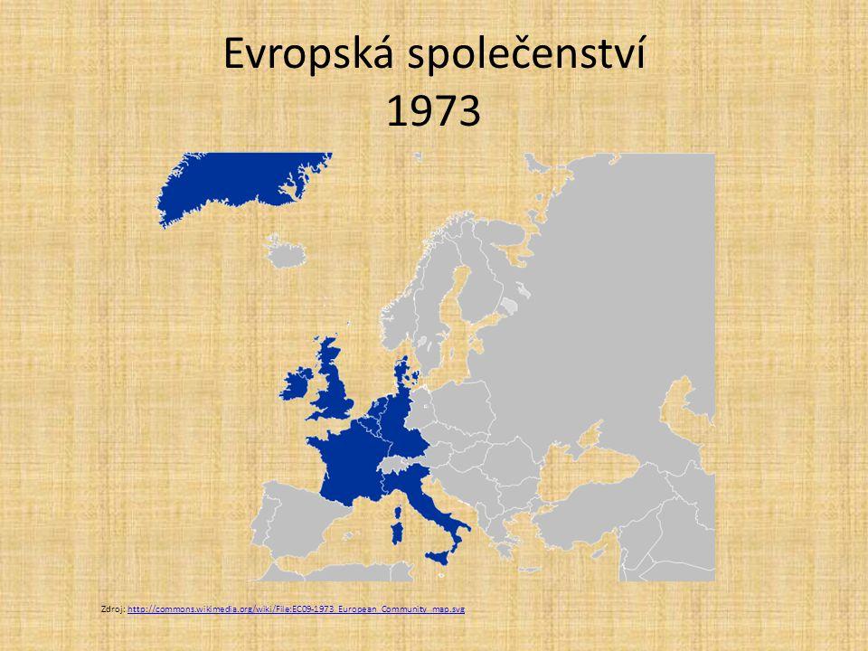 Evropská společenství 1973