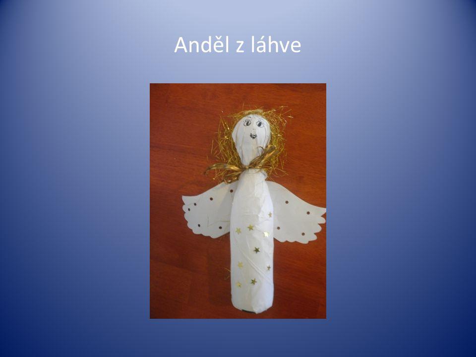 Anděl z láhve