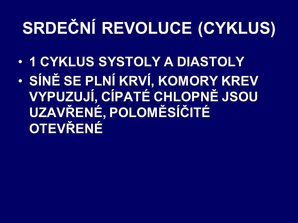 SRDEČNÍ REVOLUCE (CYKLUS)