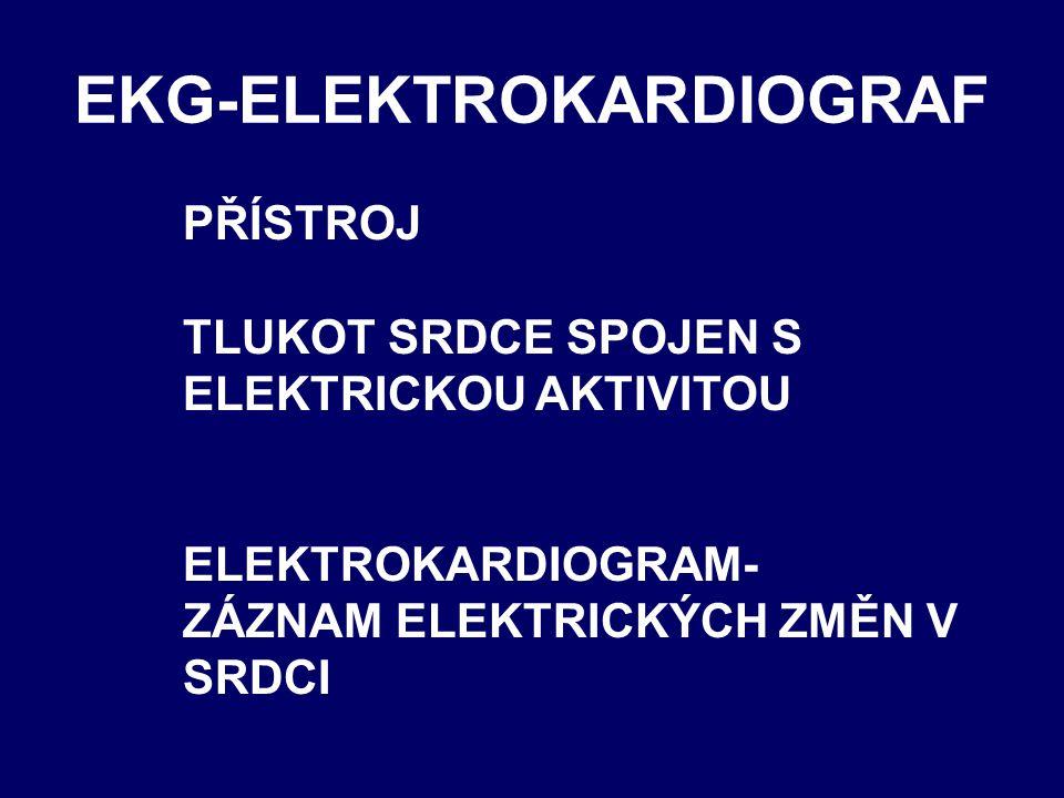 EKG-ELEKTROKARDIOGRAF