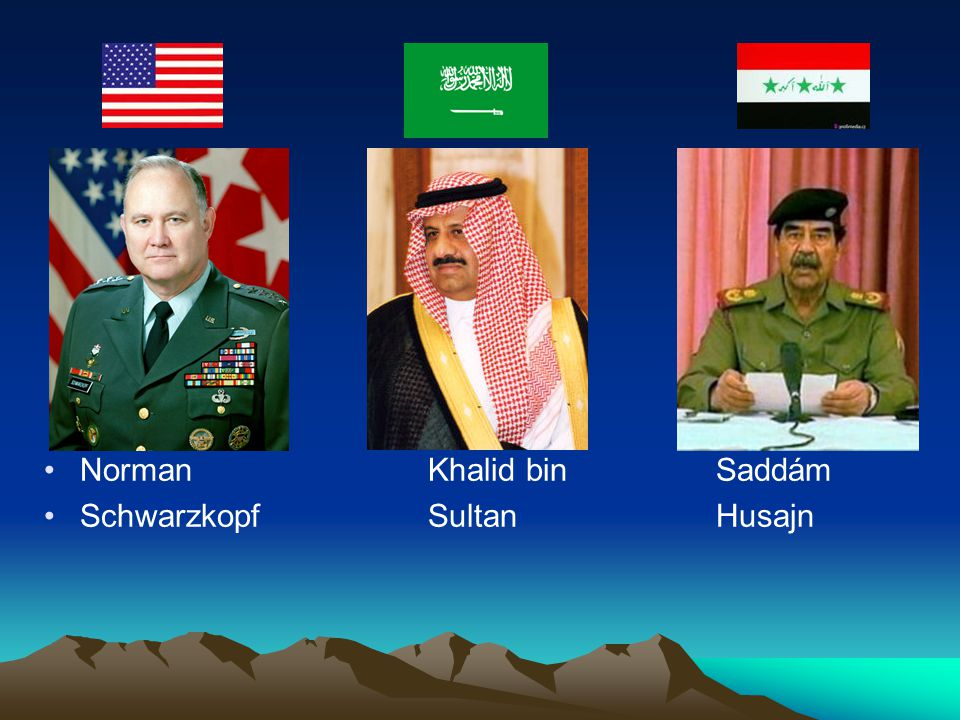 Norman Khalid bin Saddám