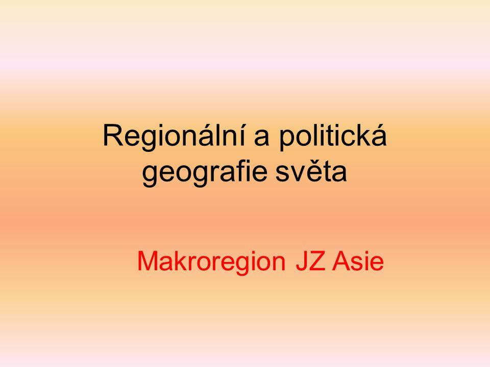 Regionální a politická geografie světa