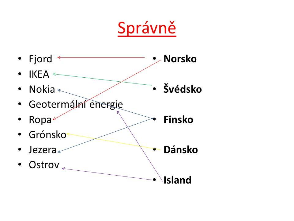 Správně Fjord IKEA Nokia Geotermální energie Ropa Grónsko Jezera
