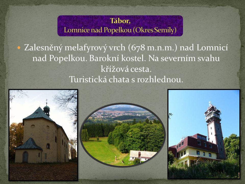 Tábor, Lomnice nad Popelkou (Okres Semily)