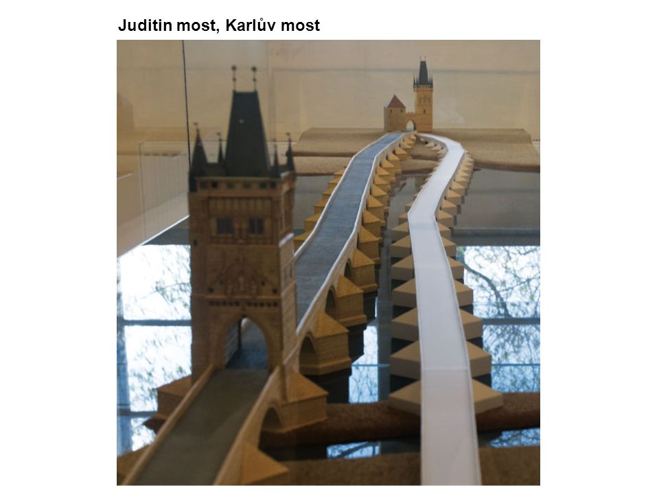 Juditin most, Karlův most