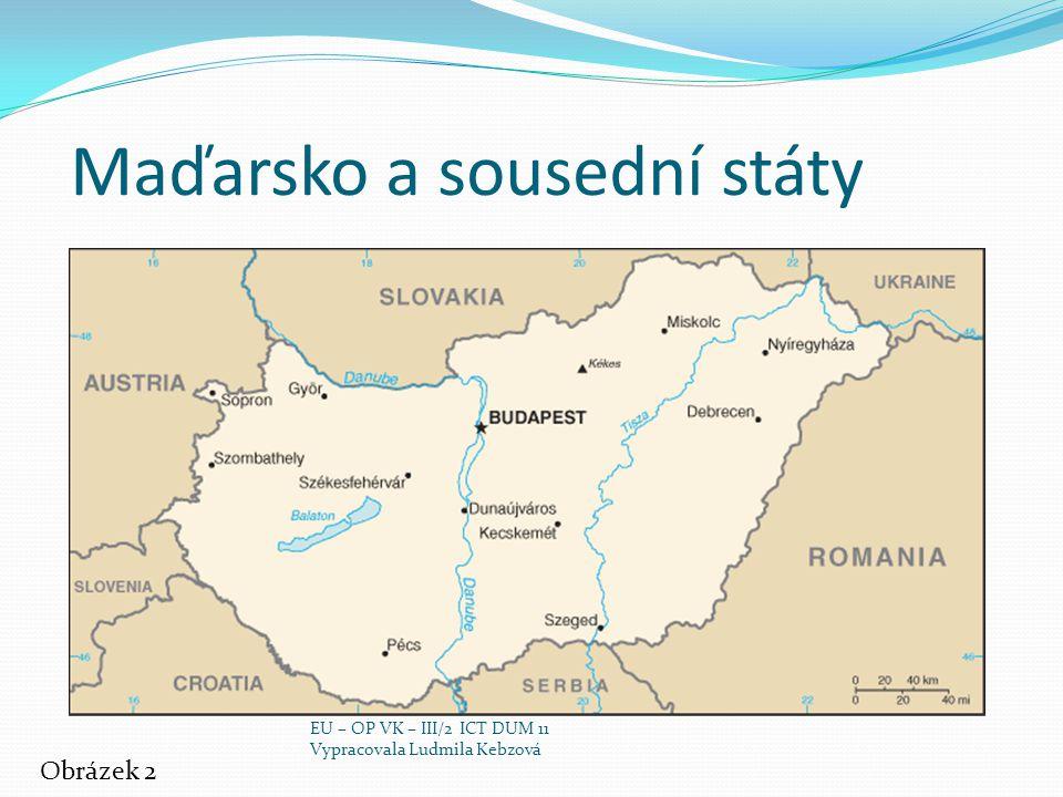 Maďarsko a sousední státy