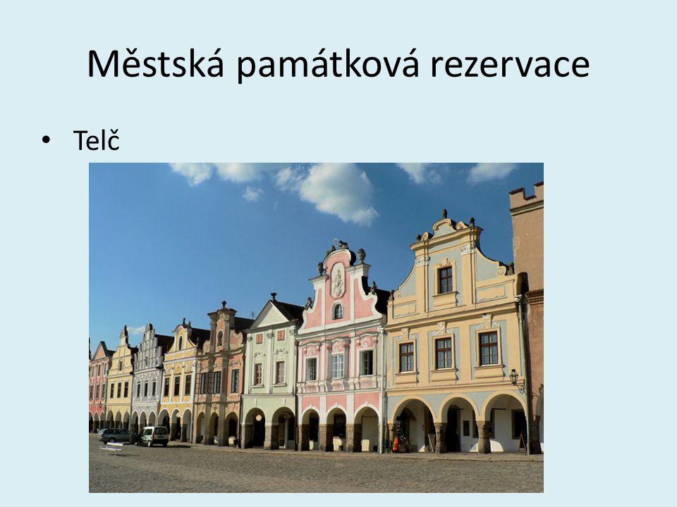 Městská památková rezervace