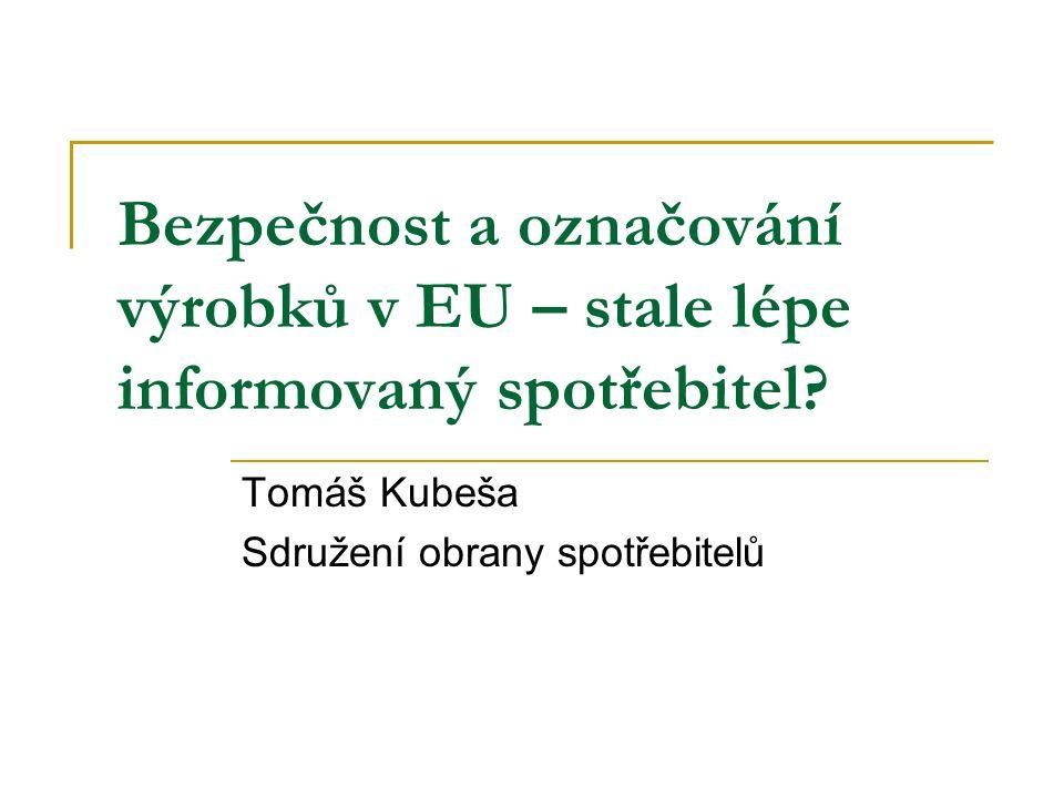 Tomáš Kubeša Sdružení obrany spotřebitelů