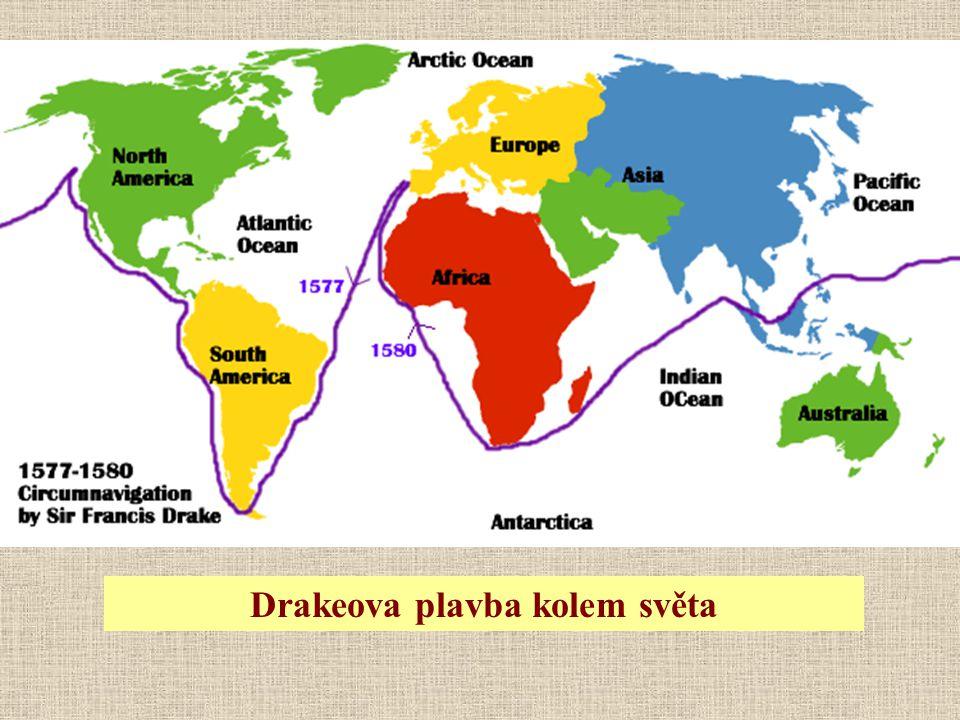 Drakeova plavba kolem světa