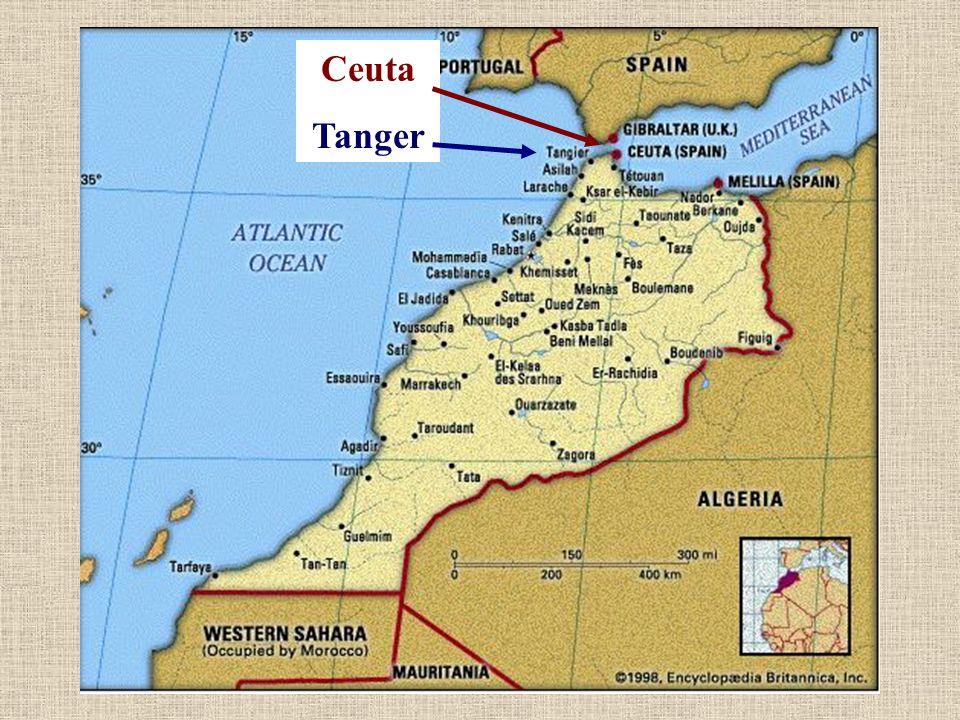 Ceuta Tanger