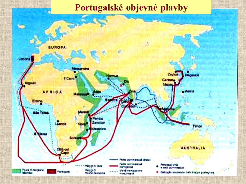Portugalské objevné plavby