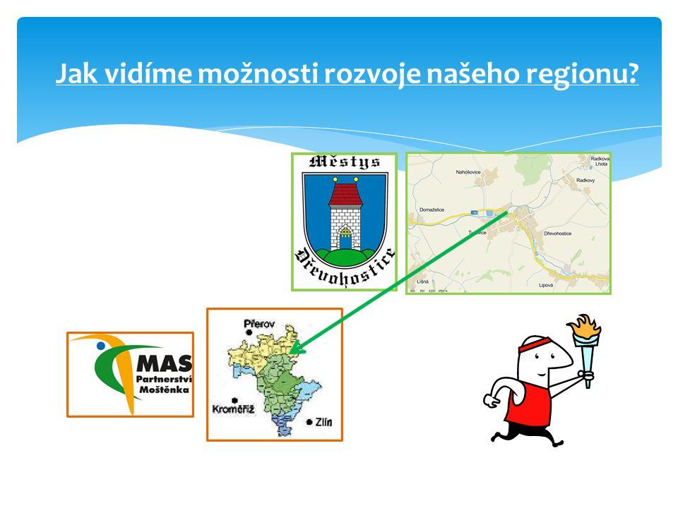 Jak vidíme možnosti rozvoje našeho regionu