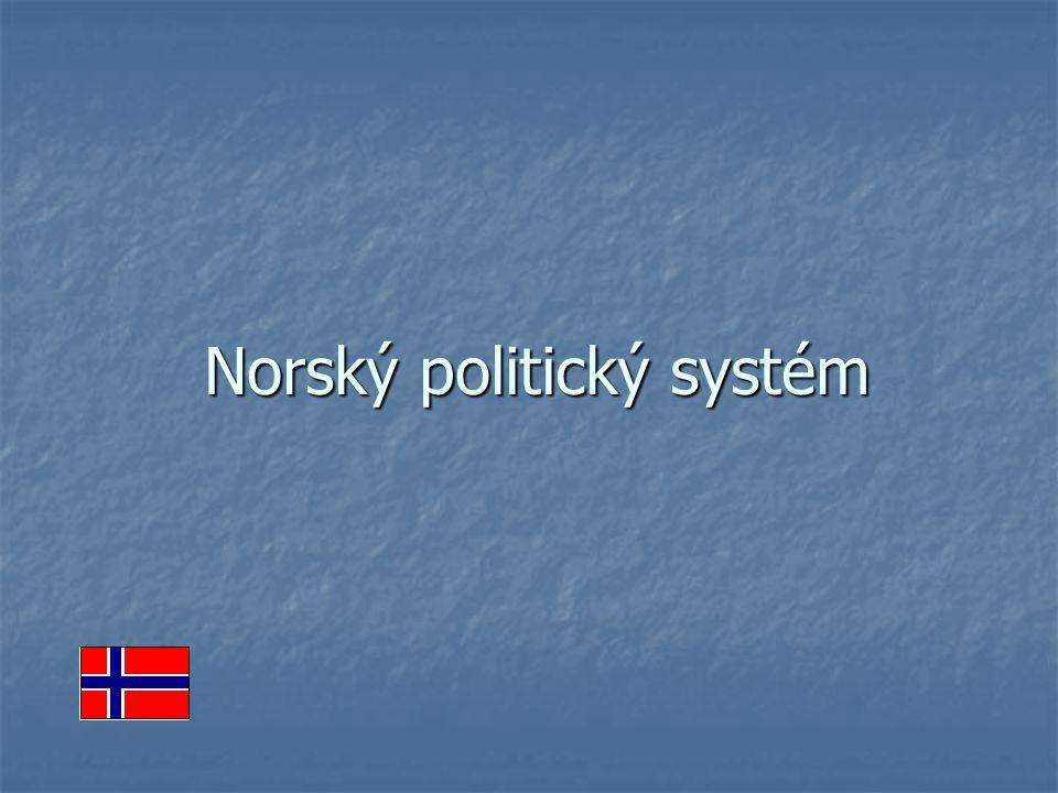 Norský politický systém