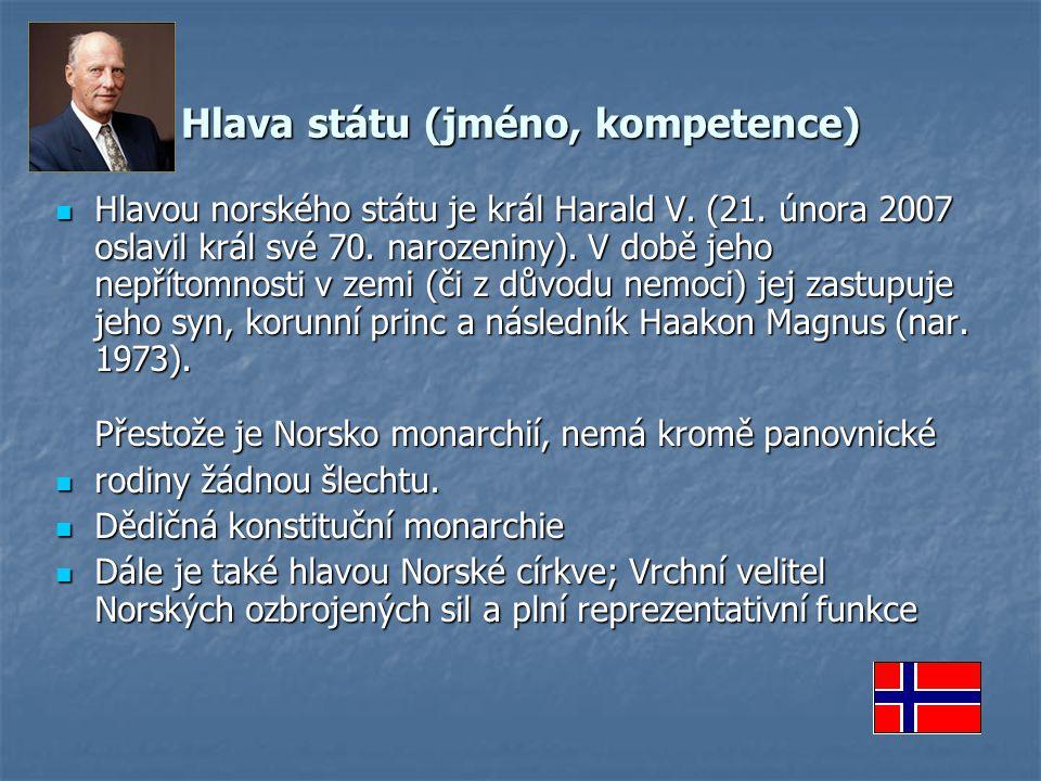 Hlava státu (jméno, kompetence)
