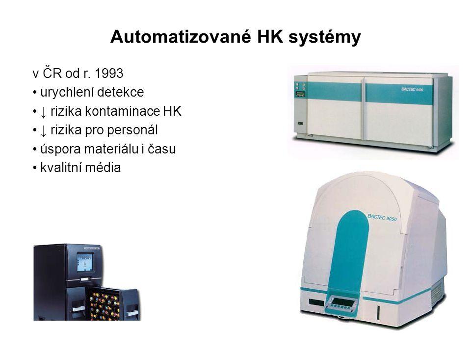 Automatizované HK systémy