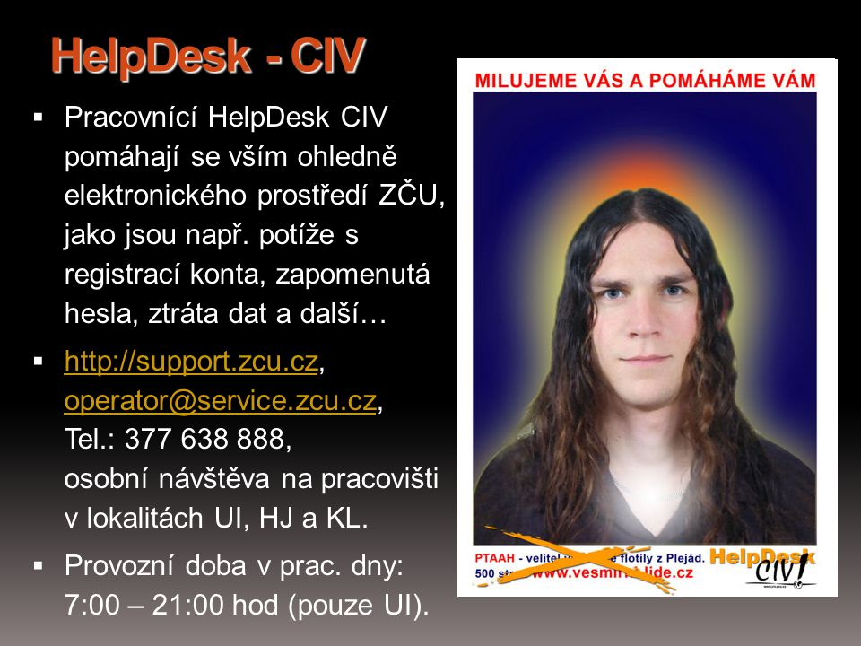 HelpDesk - CIV