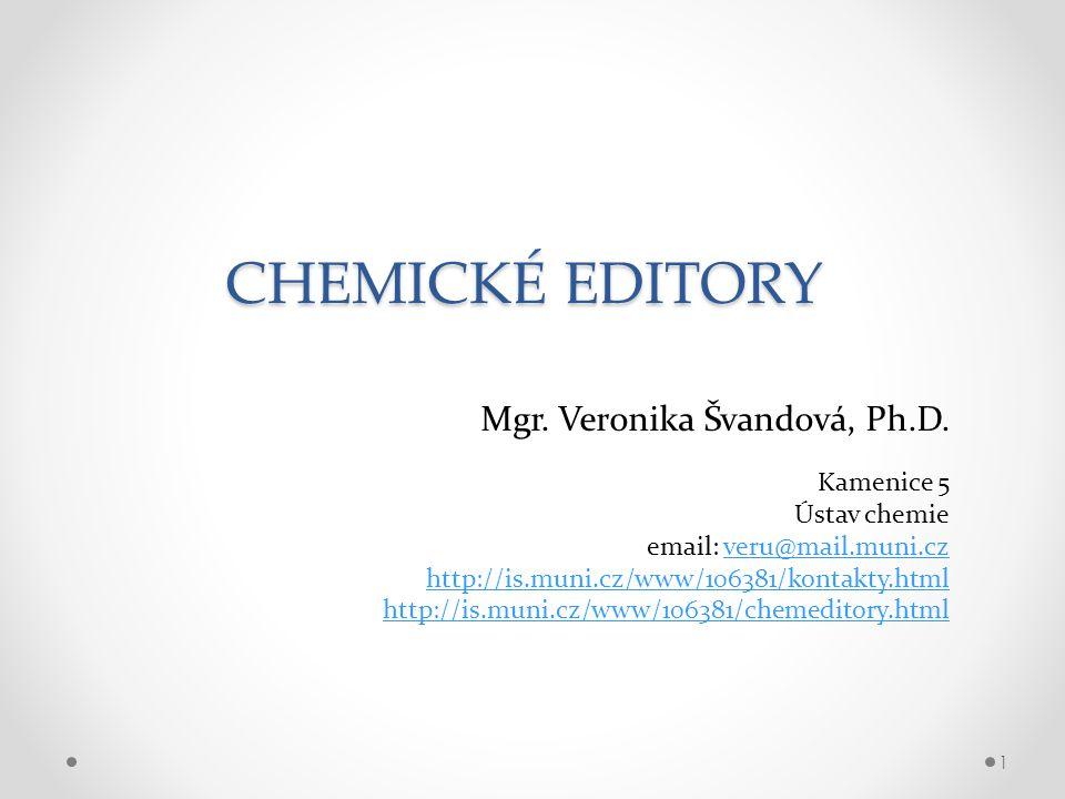 Mgr. Veronika Švandová, Ph.D.