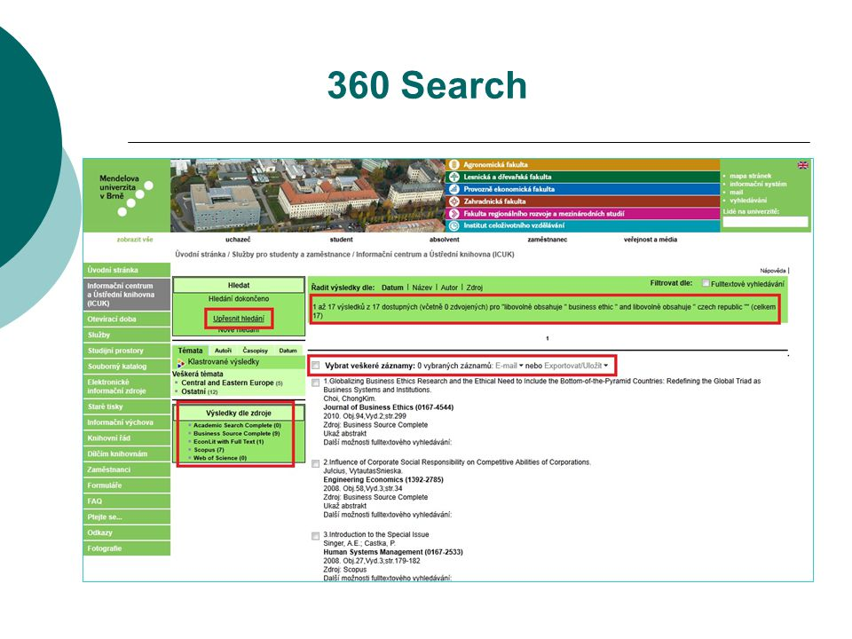 360 Search